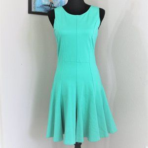 Bar III fit and flare dress